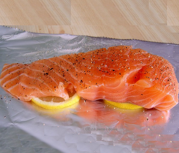 how to cook salmon fillet on bbq