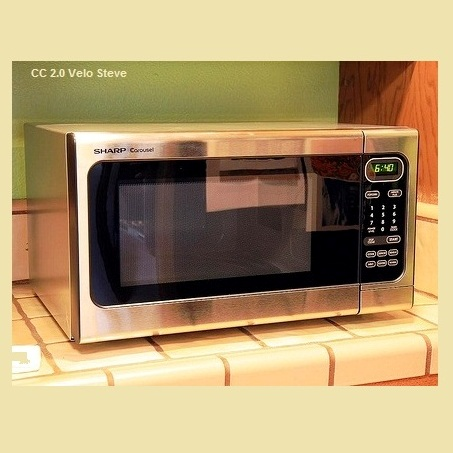 how to make bread in microwave oven
