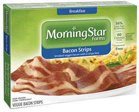 Morning Star Soy Bacon